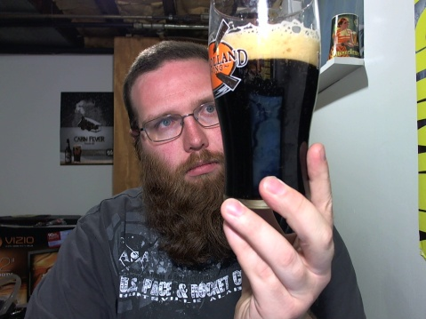 Short's Bludgeon Yer Eye Black IPA