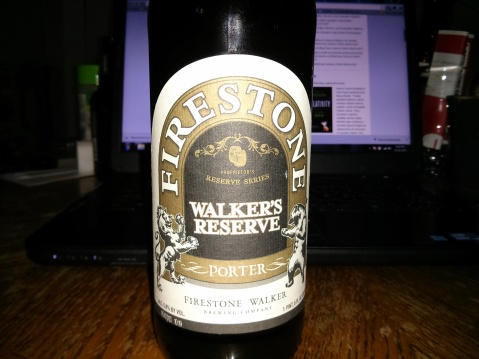 Firestone Walker always has the prettiest bottles